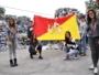 Ragazzi bandiera sicilia