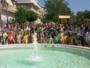 inaugurazione fontana piazza zagarrio2