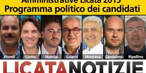 Scheda candidati